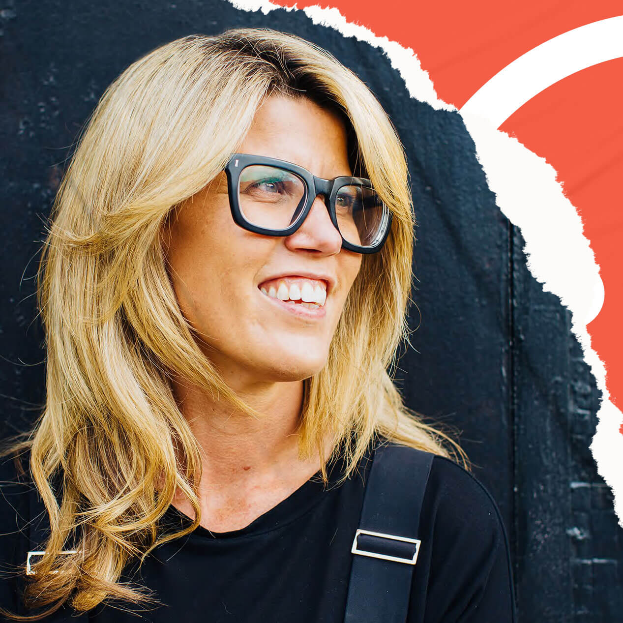 Picture of Pip Jamieson, founder of The-Dots Network.