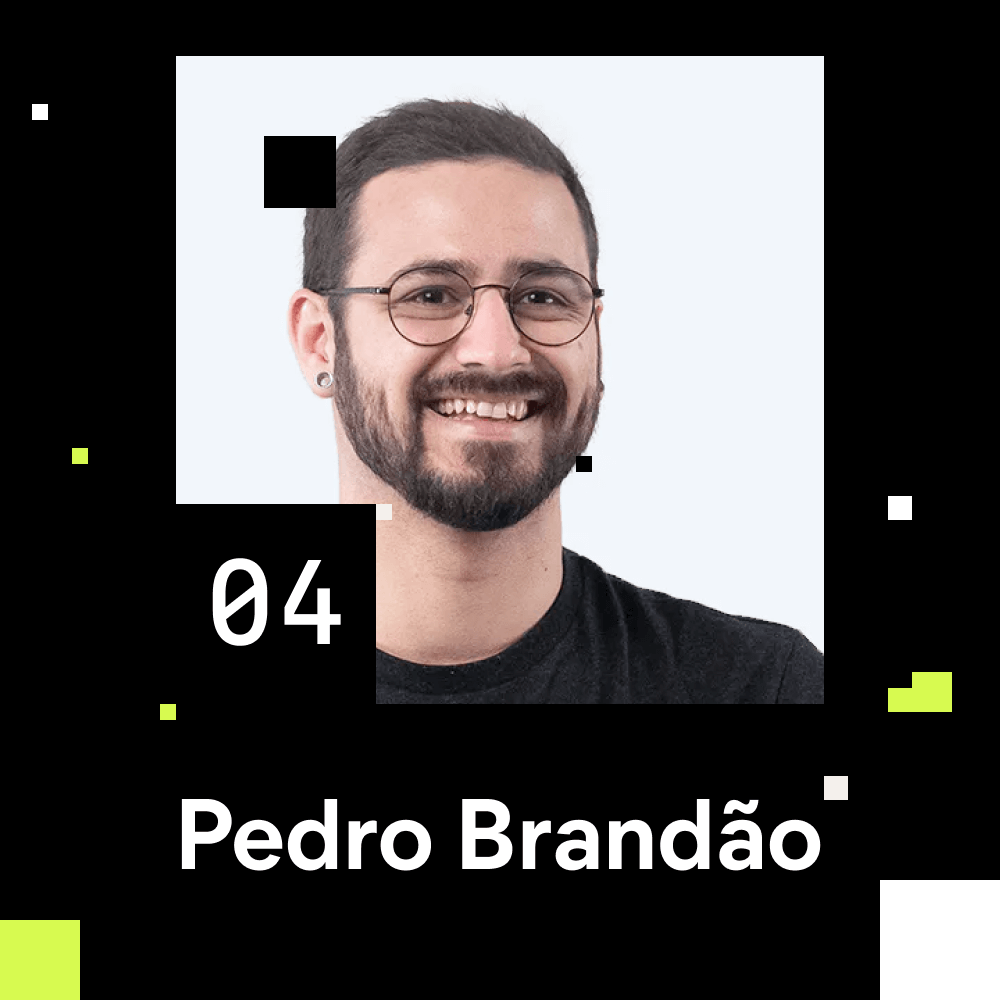 Pedro Brandão (Significa Founder) portrait photo for episode number 4 of the Shaping Chaos Podcast.